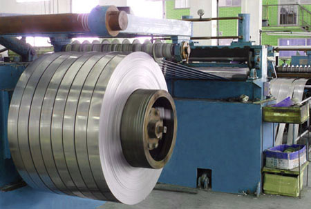 Middle Thick Sheet Slitting Line World Technology