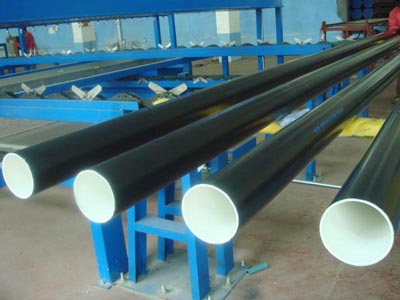 Plastic Coating Tube Pipe Line World Technology